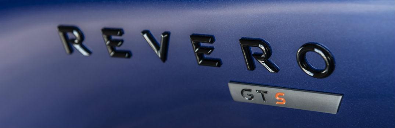 2020 Karma Revero GTS-Exterior Badging