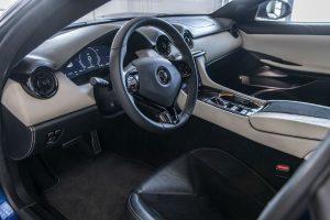 2020 Karma Revero GTS Interior Cabin Dashboard