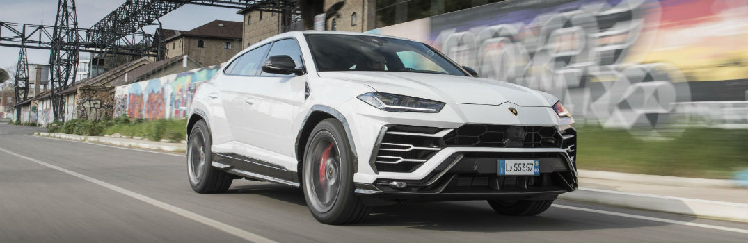 Our Favorite #LamborghiniUrus Photos on Instagram