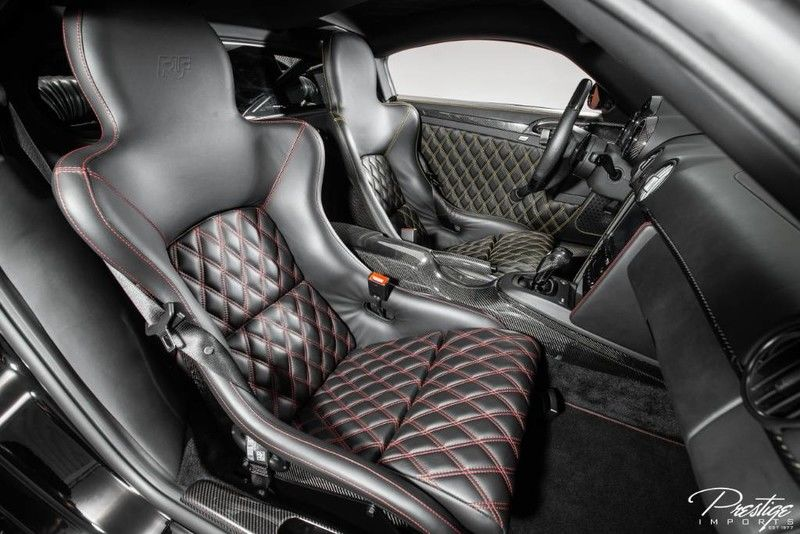 2017 Ruf CTR3 Clubsport Interior Cabin Seating