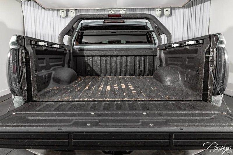 2017 Toyota Tundra Devolro Exterior Truck Bed