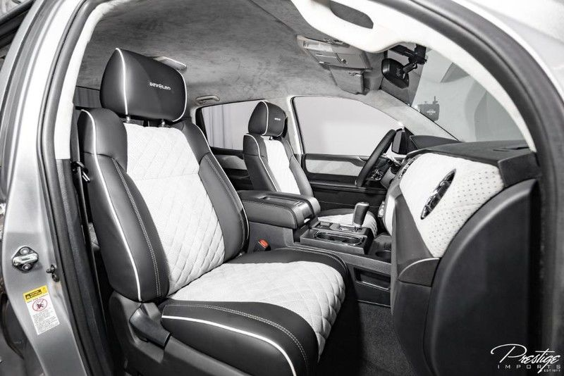 2017 Toyota Tundra Devolro Interior Cabin Front Seating