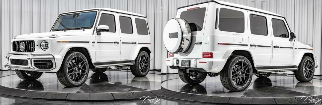 2019 Mercedes-Benz AMG G 63 For Sale North Miami Beach FL