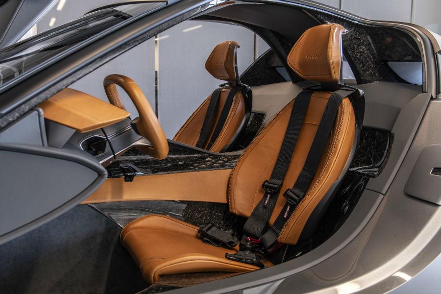 Karma SC2 Concept Interior Cabin Seating