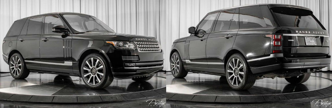 2014 Land Rover Range Rover Supercharged Autobiography For Sale North Miami Beach FL