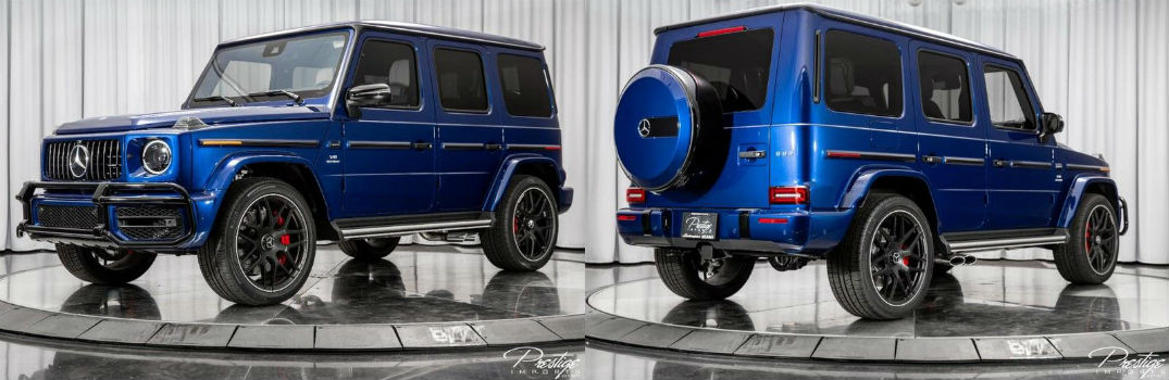 2020 Mercedes-Benz G-Class AMG G 63 For Sale North Miami Beach FL