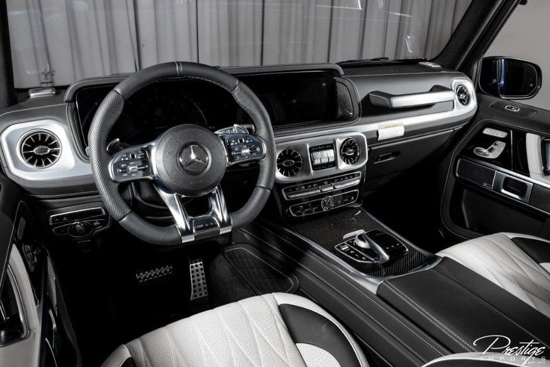 2020 Mercedes-Benz G-Class AMG G 63 Interior Cabin Dashboard