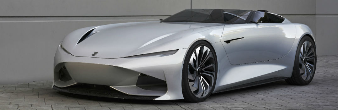 Karma SC1 Vision Concept Car at CES 2020