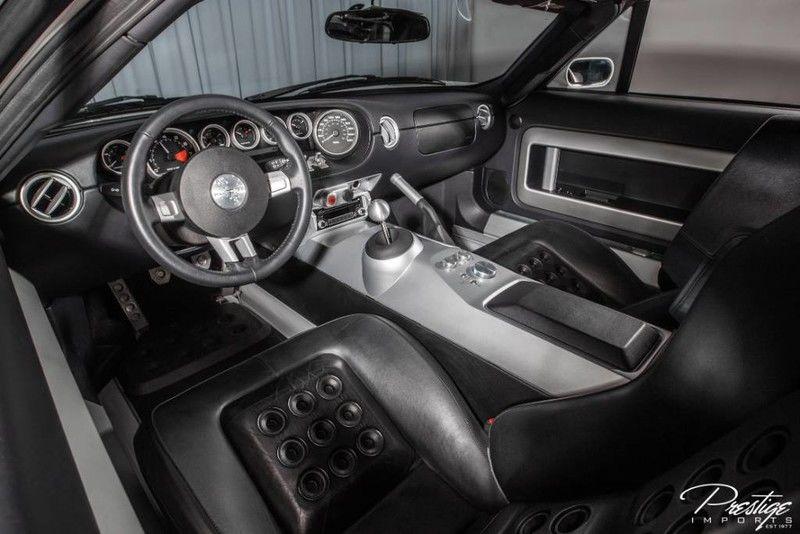 2005 Ford GT Interior Cabin Dashboard