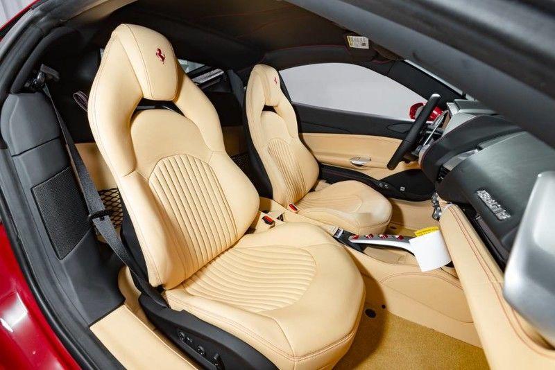 2018 Ferrari 488 GTB 70th Anniversary Edition Interior Cabin Seating