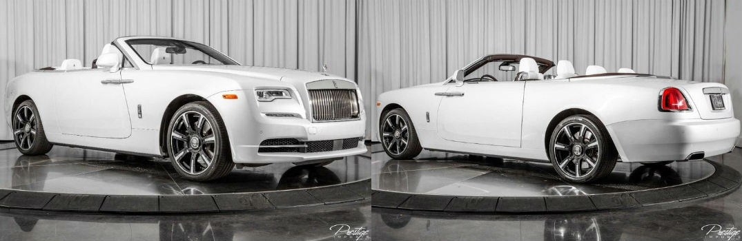2019 Rolls-Royce Dawn Inspired by Music Edition For Sale North Miami Beach FL