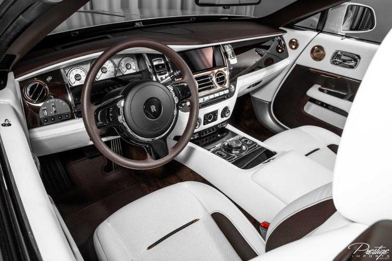 2019 Rolls-Royce Dawn Inspired by Music Edition Interior Cabin Dashboard