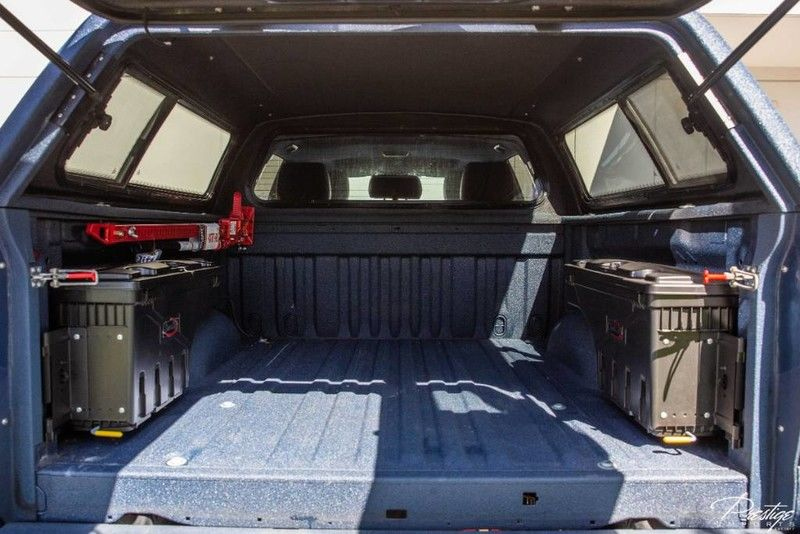 2019 Toyota Tundra DEVOLRO Limited Interior Rear Truck Bed