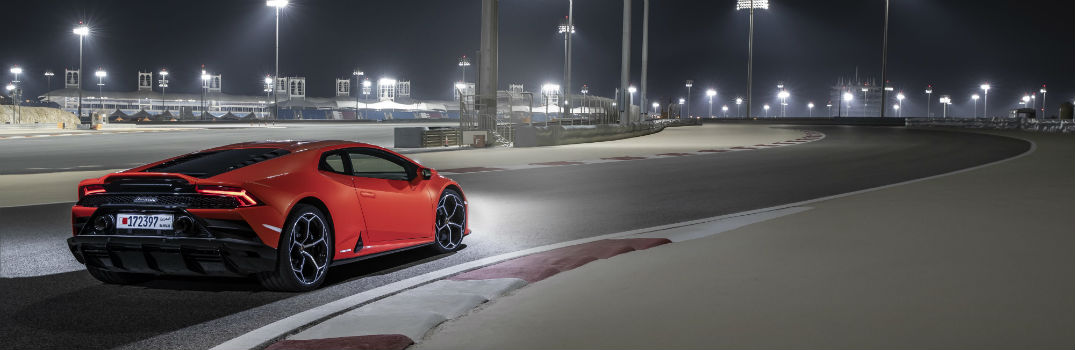 Watch Lamborghini Huracan EVO Video Playlist