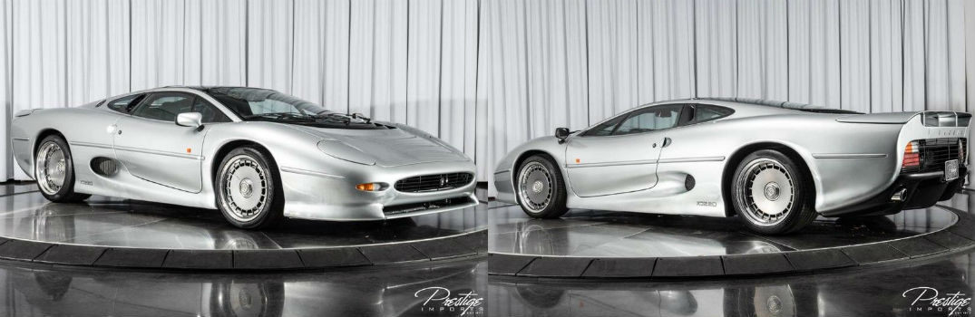 1993 Jaguar XJ220 For Sale North Miami Beach FL
