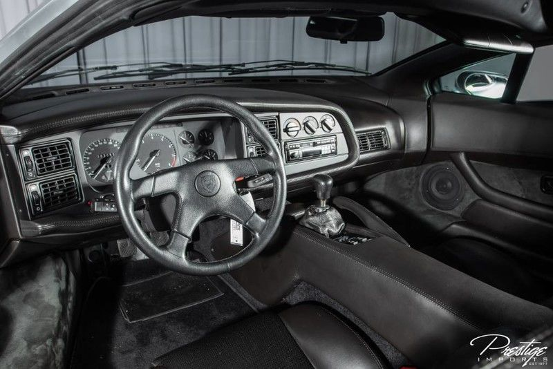 1993 Jaguar XJ220 Interior Cabin Dashboard