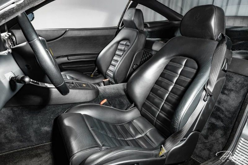 1997 Ferrari 550 Maranello Interior Cabin Seating