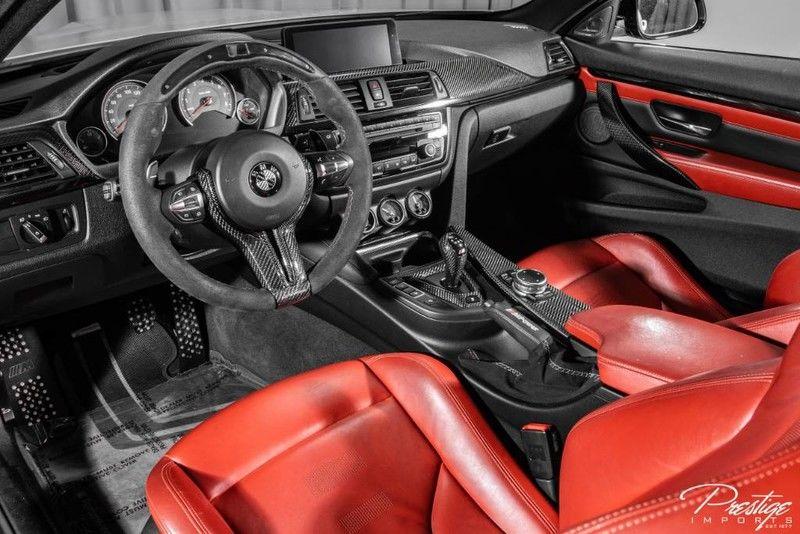 2015 BMW M4 Interior Cabin Dashboard