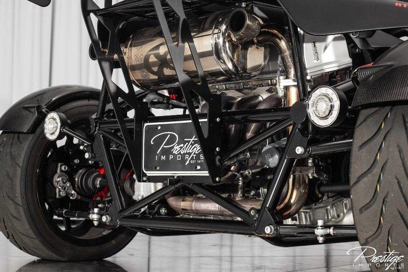 2017 Ariel Atom 3R Exterior Look at Engine