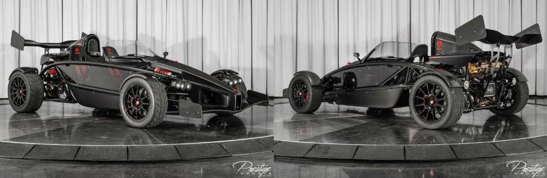 2017 Ariel Atom 3R Exterior Passenger Side Front Driver Rear Profiles