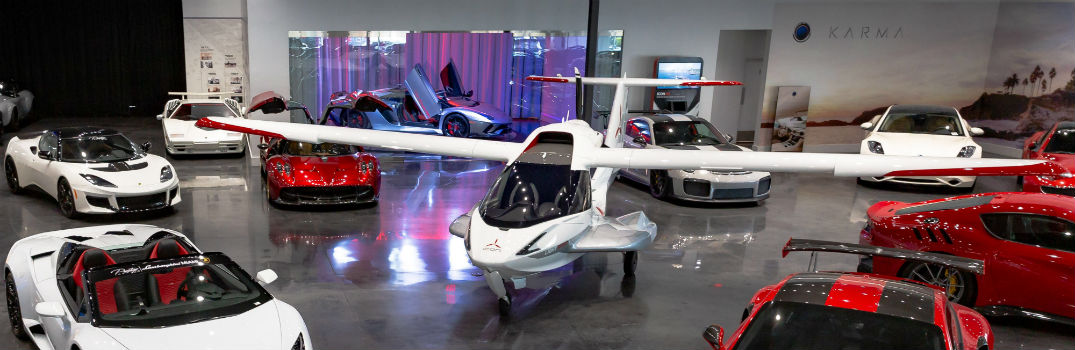Videos of the 2019 ICON A5 Light Sport Aircraft