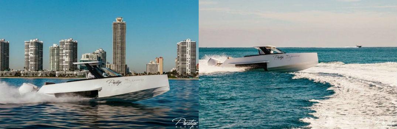 2020 Iguana Yachts Commuter Sport For Sale North Miami Beach FL