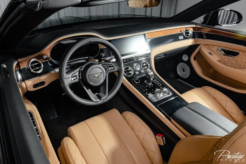 2020 Bentley Continental GT First Edition Interior Cabin Dashboard