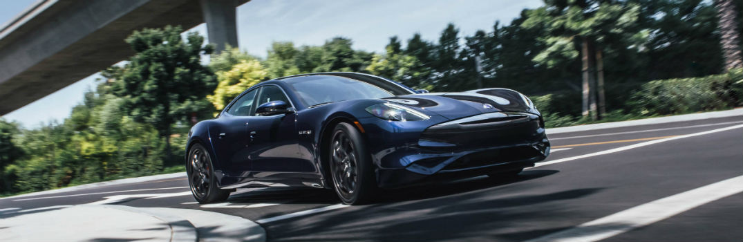Watch Cars.TV Take a Ride in the 2020 Karma Revero GT