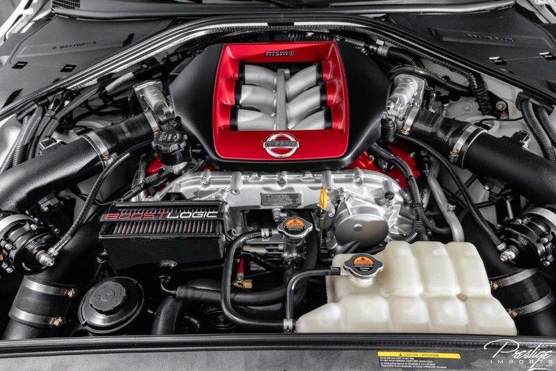 2015 Nissan GT-R NISMO Interior Engine Bay