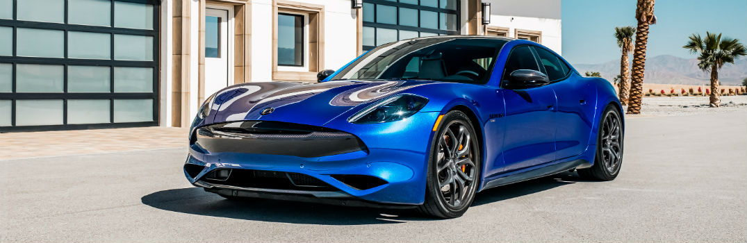 What is added in the 2020 Karma Revero GT Sports & Performance Packages?