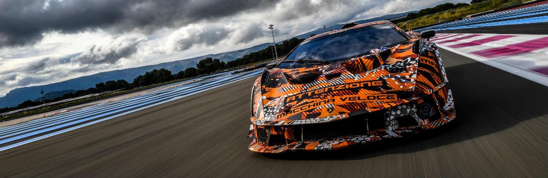 Get a Sneak Peek at the Lamborghini SCV12 Hypercar