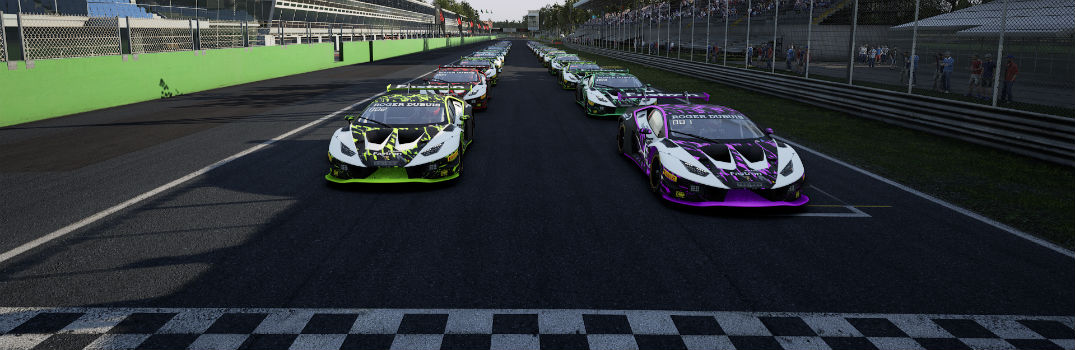 Watch Lamborghini Enter eSports Arena with The Real Race