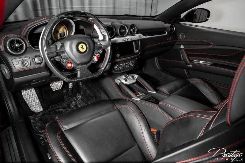 2014 Ferrari FF Interior Cabin Dashboard