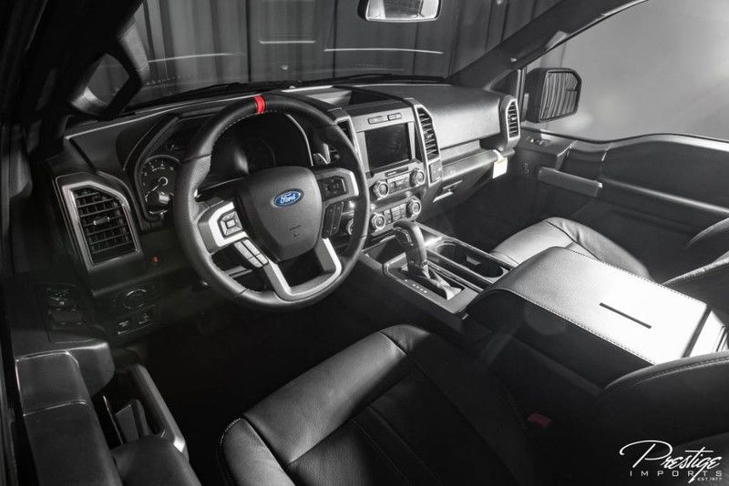 2020 Ford F-150 Mil-Spec Automotive Interior Cabin Dashboard