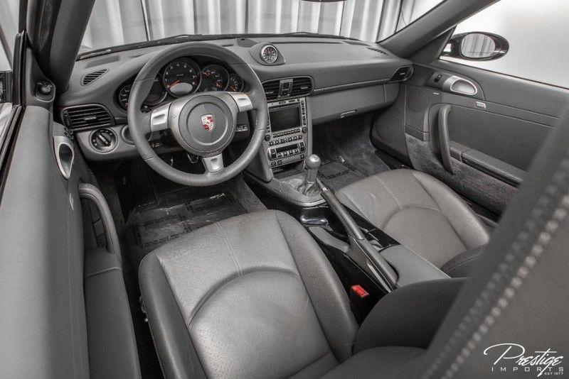 2008 Porsche 911 Carrera Interior Cabin Dashboard