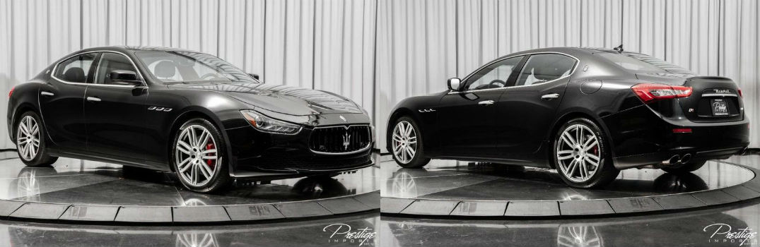2016 Maserati Ghibli S Q4 For Sale North Miami Beach FL