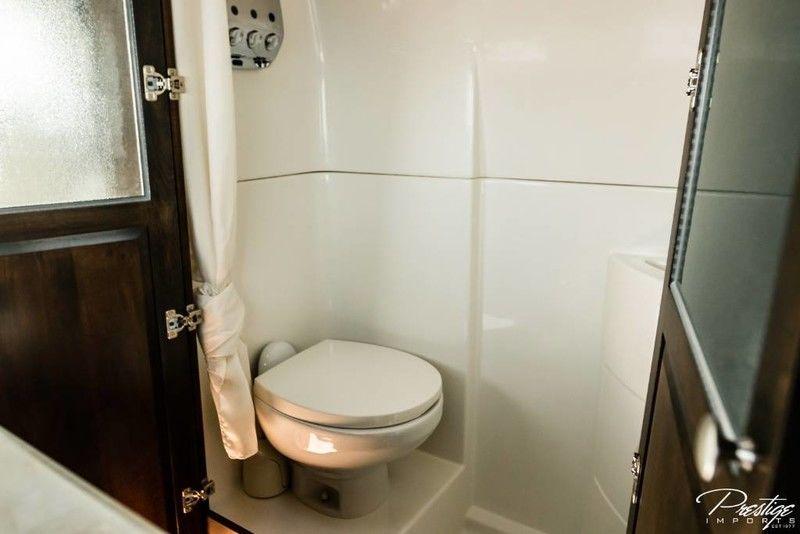 2016 Mercedes-Benz Sprinter Chassis-Cab Interior Cabin Bathroom