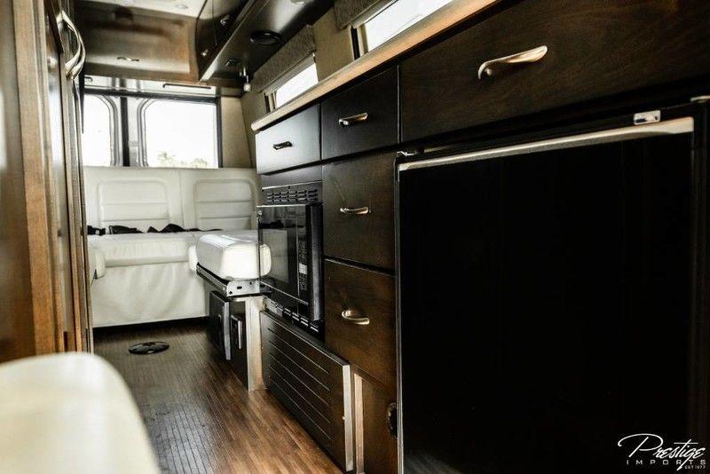 2016 Mercedes-Benz Sprinter Chassis-Cab Interior Cabin Kitchen