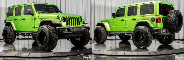 2019 Jeep Wrangler Unlimited Sahara For Sale North Miami Beach FL