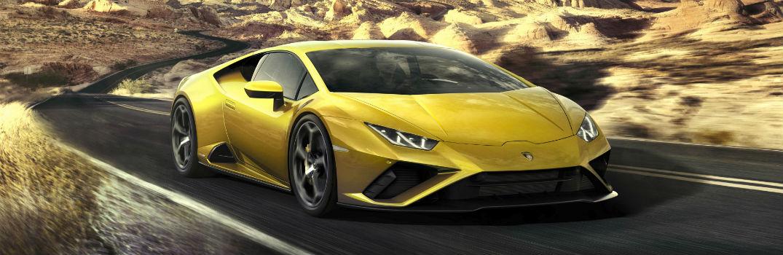 Lamborghini Huracan EVO RWD Video Gallery