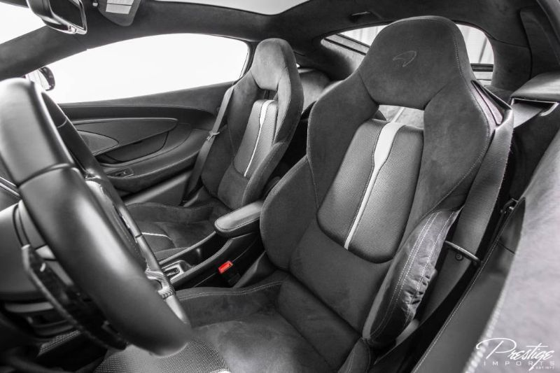 2017 McLaren 570GT Interior Cabin Seating