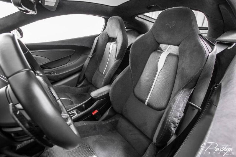 2017 McLaren 570GT Interior Cabin Seating