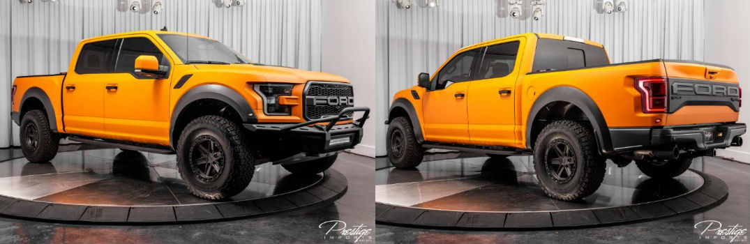 2020 Ford F-150 Raptor For Sale North Miami Beach FL