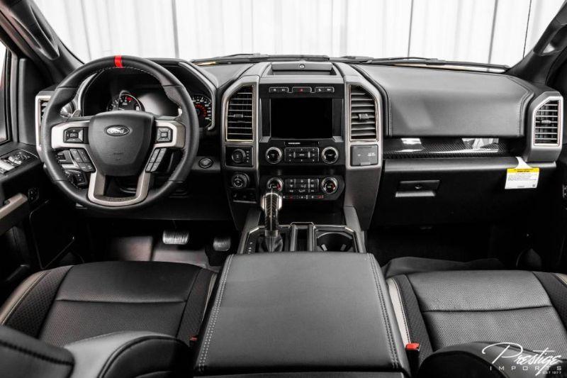 2020 Ford F-150 Raptor Interior Cabin Dashboard
