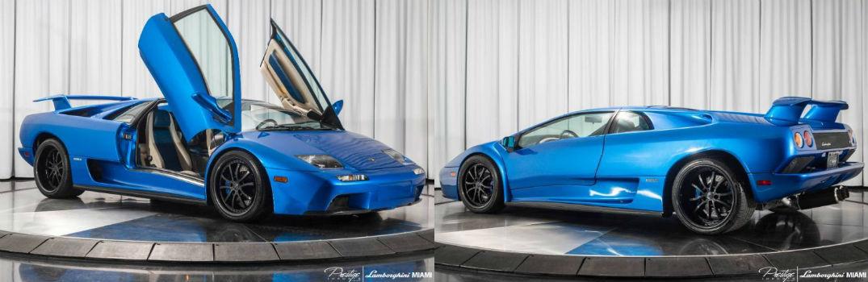 2001 Lamborghini Diablo VT 6.0 For Sale North Miami Beach FL
