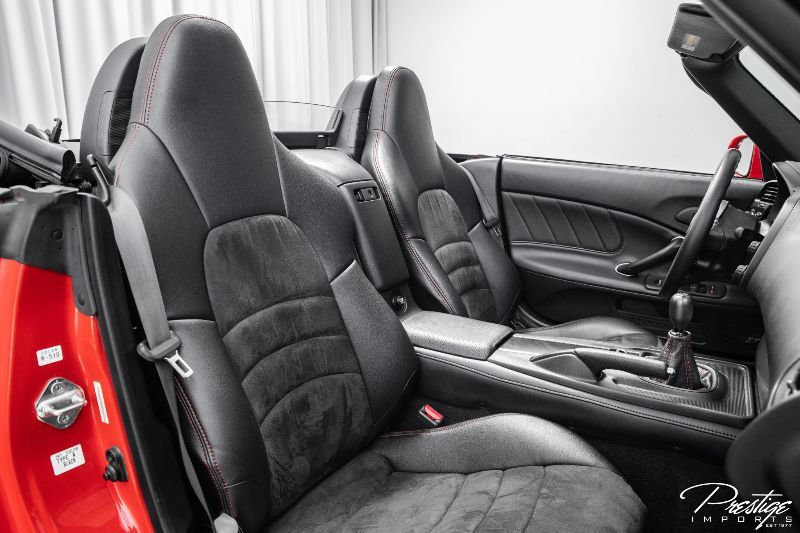 2008 Honda S2000 Interior Cabin Seating