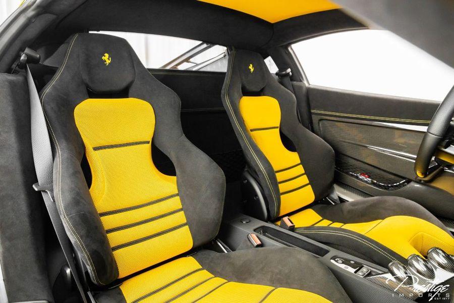 2014 Ferrari 458 Italia Speciale Interior Cabin Seating