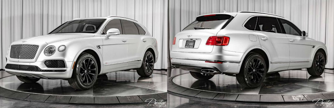 2017 Bentley Bentayga W12 For Sale North Miami Beach FL