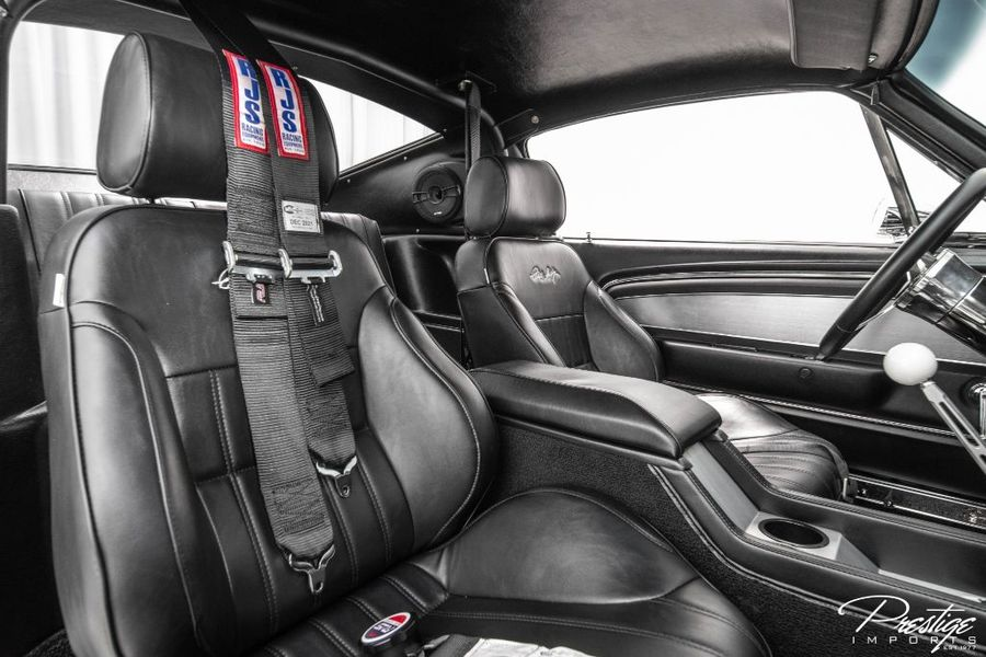 1967 Ford Shelby GT500CR Recreation Interior Cabin Front Seating