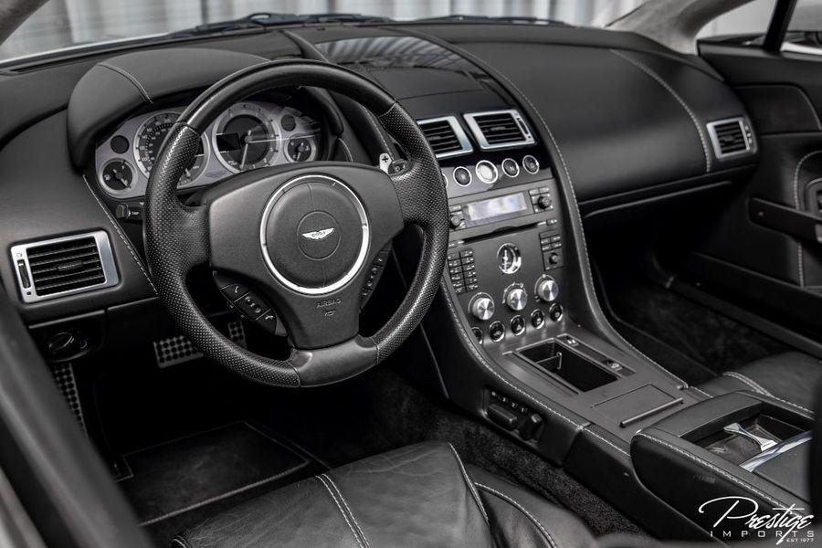 2008 Aston Martin Vantage Interior Cabin Dashboard